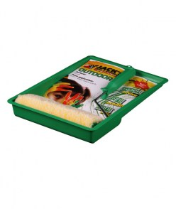 Jacks Outdoor Roller Tray Set